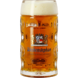 Beer glasses - Chope Weihenstephan