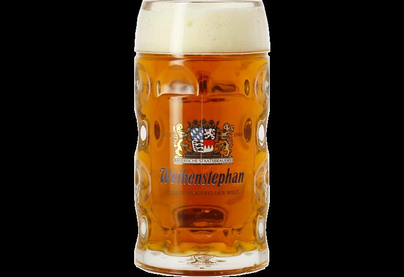 Beer glasses - Chope Weihenstephan