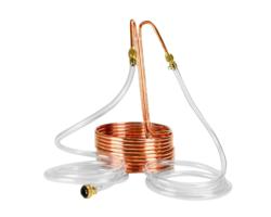 Brûleurs et refroidisseurs - Copperhead® onderdompelingskoeler voor wort