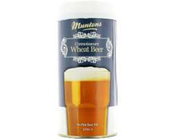 Kit de bière - Muntons Connoisseurs Wheat Beer Kit 1.8kg