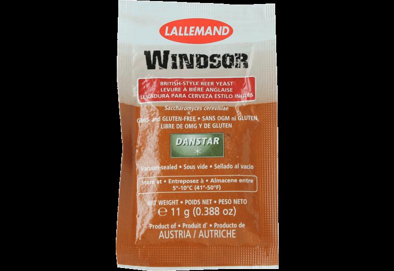Levures de brasserie - Levure Lallemand Windsor 11 g