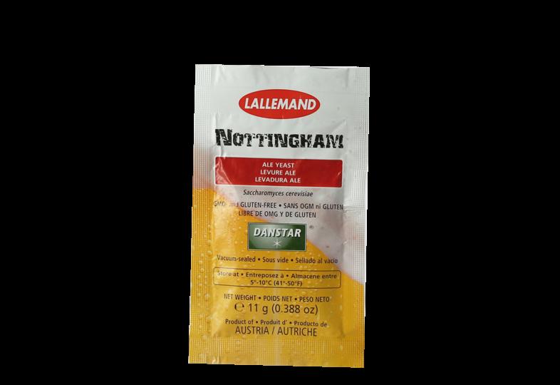 Levure Lallemand 11g - Levure Lallemand Nottingham 11 g