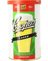 Kit da birra - Kit per birra Coopers Lager