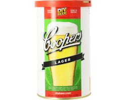 Kit à bière - Kit à bière Coopers Lager