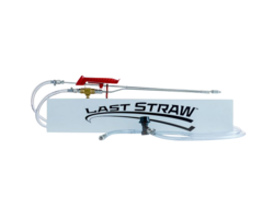 Capsuleuse - Embouteilleuse en acier inoxydable Last Straw