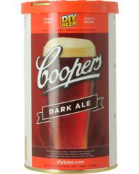 Kits de cerveza - Kit de bière Dark Ale Coopers