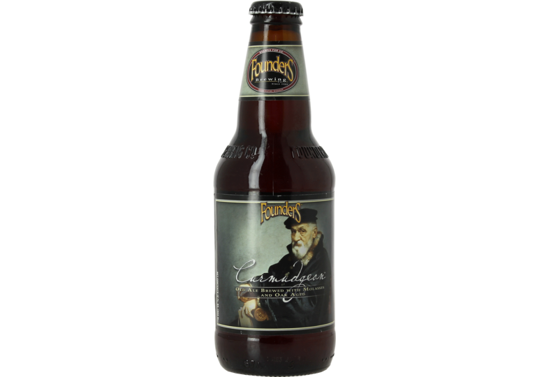 Flaschen Bier - Founders Curmudgeon Old Ale