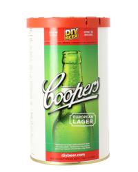 Kit da birra - Kit per birra Coopers European Lager