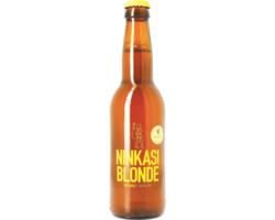 Bottled beer - Ninkasi Blonde