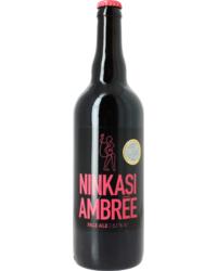 Botellas - Ninkasi Ambrée - 75 cl