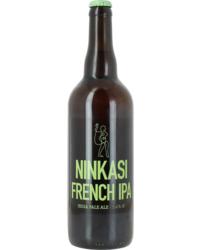 Bottled beer - Ninkasi French IPA 75 cl