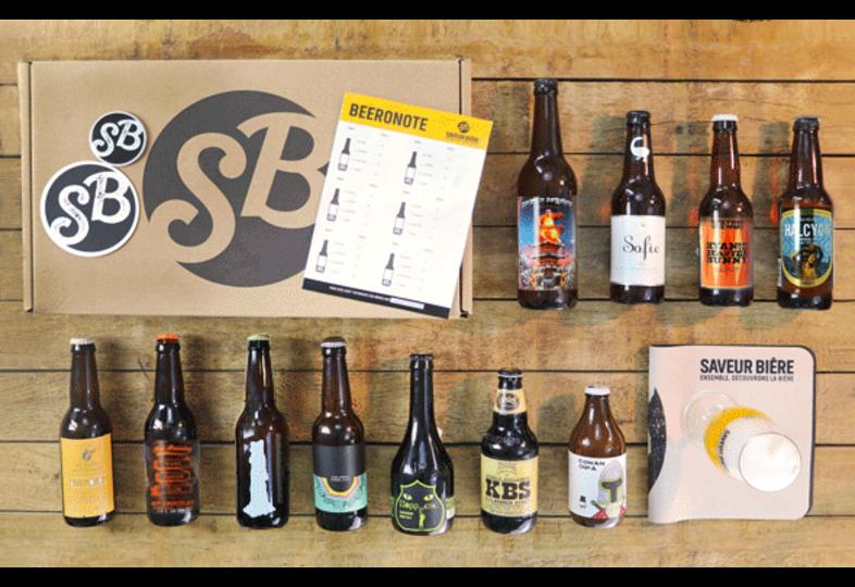 HOPT biergeschenken - Coffret Prestige