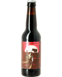 Bottled beer - Buxton Red Wolf