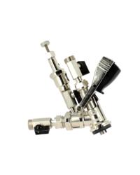 Imbottigliamento - Testa di riempimento tipo S per fusto di birra