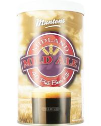 Kit de bière - Kit de bière Midlant Milt Ale Muntons