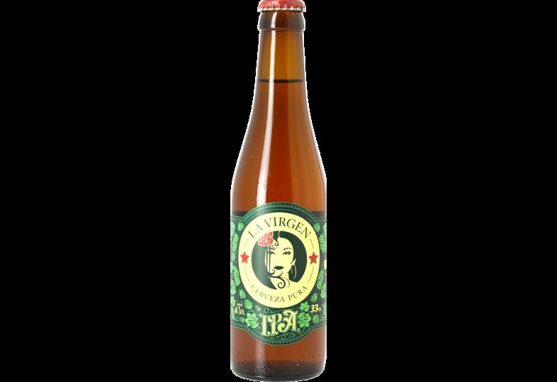 Bottled beer - La Virgen IPA