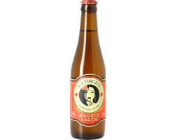 Botellas - La Virgen Madrid Lager