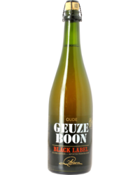 Flaschen Bier - Boon Oude Gueuze Black Label 2nd Edition