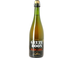 Bottled beer - Boon Oude Gueuze Black Label 2nd Edition