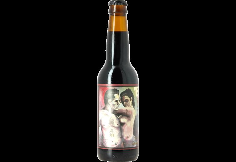 Bottled beer - La Débauche Amorena Framboise