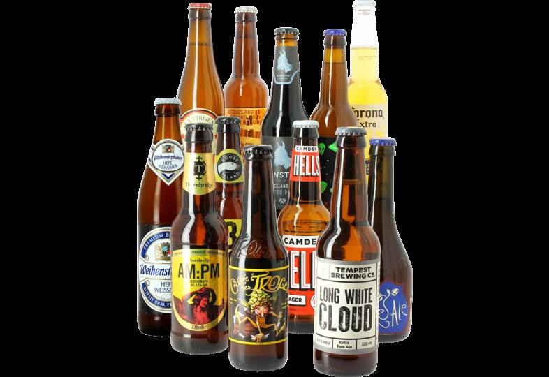 Bier packs - BBQ assortiment