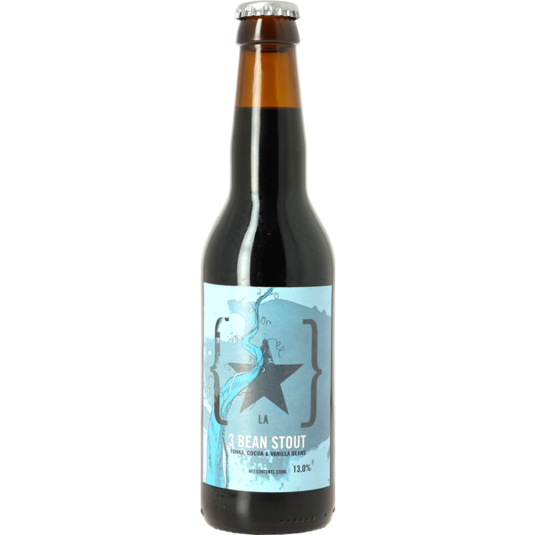 Lervig 3 Bean Stout