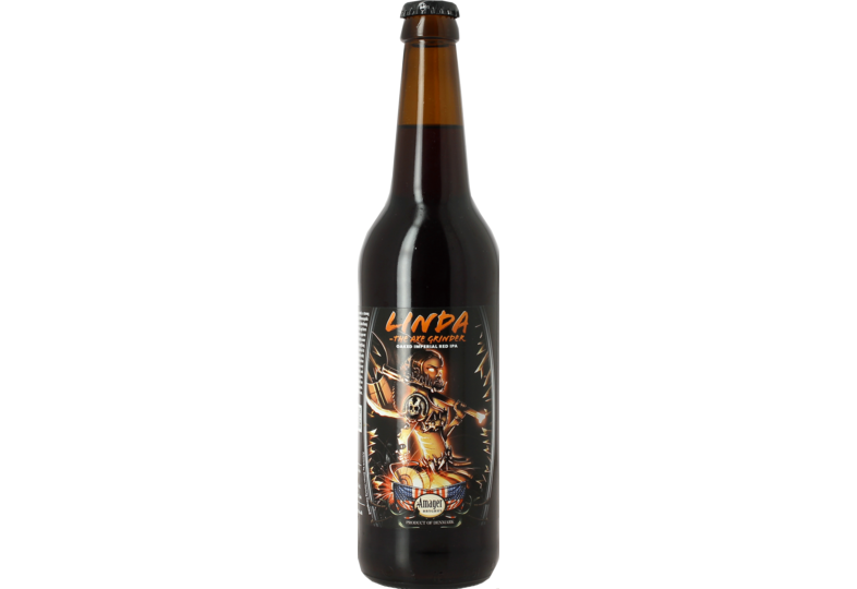 Bottled beer - Amager Linda The Axe Grinfer