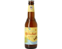 Flaschen Bier - Jopen Life's a Beach
