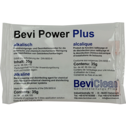 Sanitation tirage pression - Nettoyant Bevi Power Plus