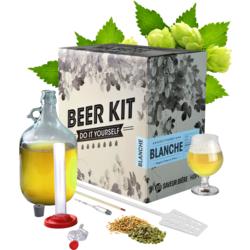 Kit à bière tout grain - Beer Kit, je brasse une blanche