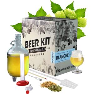 Brouwpakket, Beerkit Witbier (M)
