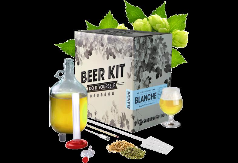 Kit ricette per tutti i grani - Beer Kit, preparo una birra bianca !