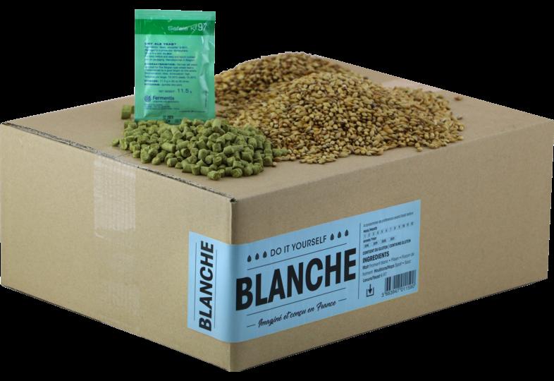 Kit à bière tout grain - Recette Beer Kit bière Blanche