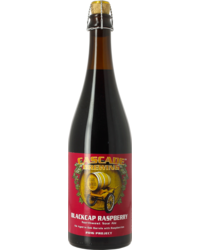 Flessen - Cascade Blackcap Raspberry
