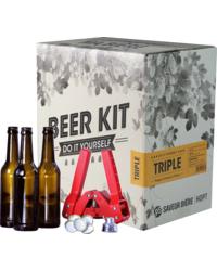 Kit à bière tout grain - Beer Kit complet, je brasse une triple
