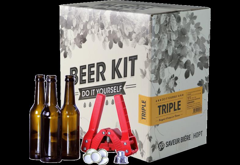 All-Grain Bier Kit - Brouwpakket, Beerkit Tripel (L)