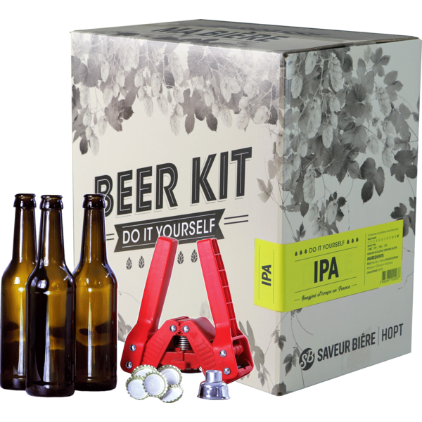 Beer Kit complet, ik brouw een IPA