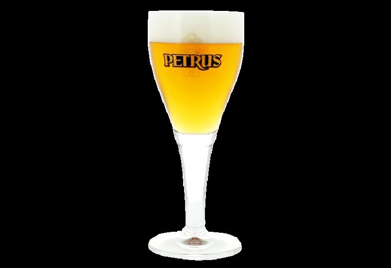 Verres à bière - Verre Petrus - 25 cl