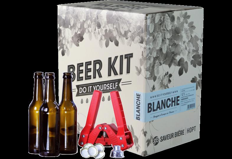All-Grain Bier Kit - Brouwpakket, Beerkit Witbier (L)