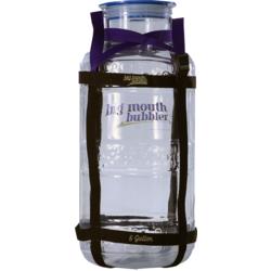 Brewer s accessories - Big Mouth Bubbler plastic fermenter 5 gal (19 L) + harness