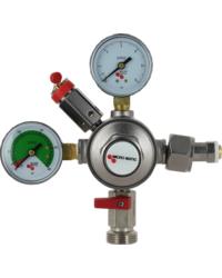 Détendeurs et bouteilles de gaz - Détendeur primaire pour CO2 Micro-Matic 1 sortie 3 bar