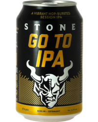 Botellas - Stone Go to IPA