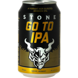 Bouteilles - Stone Go to IPA