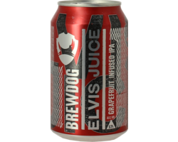Flessen - Brewdog Elvis Juice - Blik