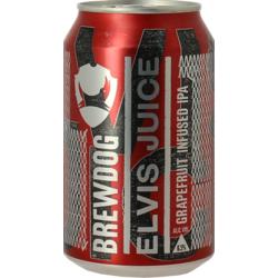 Botellas - Brewdog Elvis Juice - Can