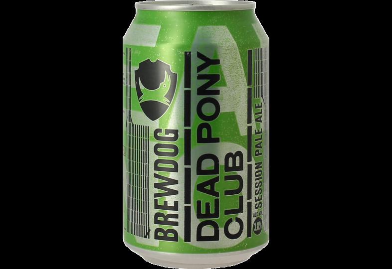 Botellas - Brewdog Dead Pony Club - Canette