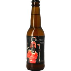 Bottled beer - La débauche / King Pin Mango Rising