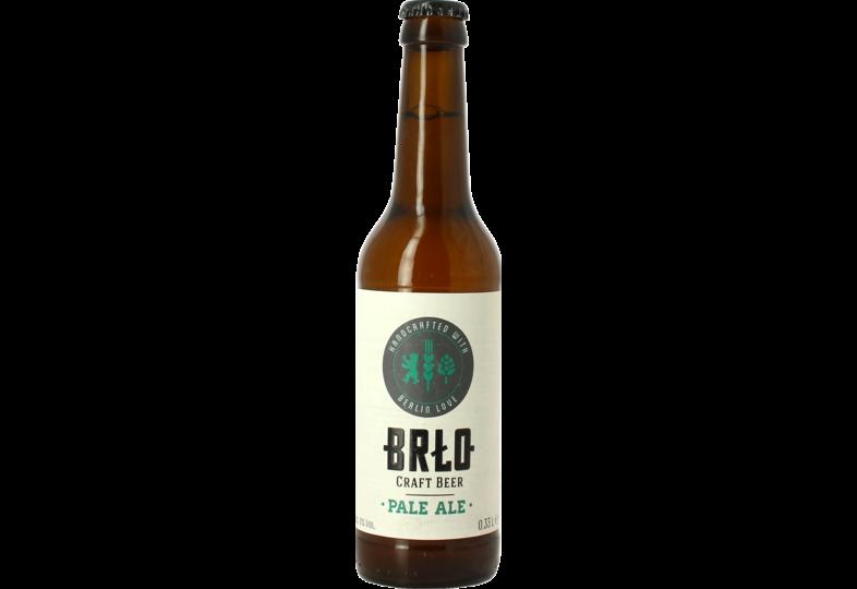 Flessen - BRLO Pale Ale