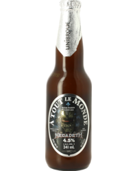 Bottled beer - Unibroue Megadeth A tout le monde