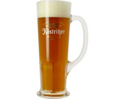 Beer glasses - Glass Kostritzer - 33 cl